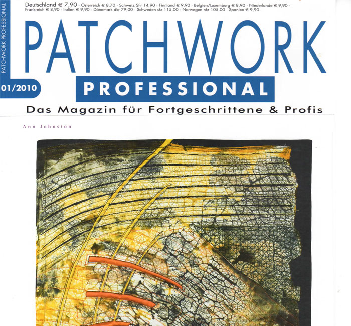 Patchwork Professional Germany Article