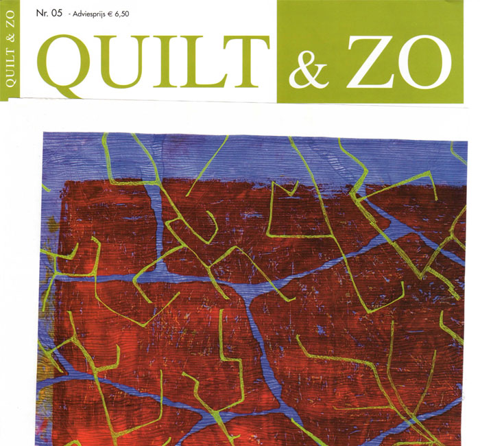Quilt & Zo The Netherlands Article
