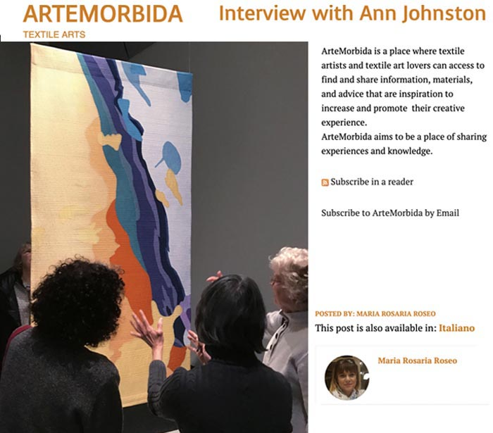 Arte Morbida Interview